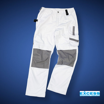 Pantalon Excess Champ Blanc