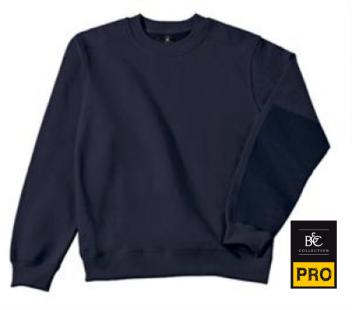 Pull B&C Pro bleu