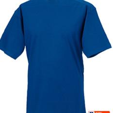 T-shirt Russell bleu ciel