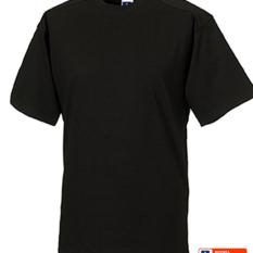 T-shirt Russell noir